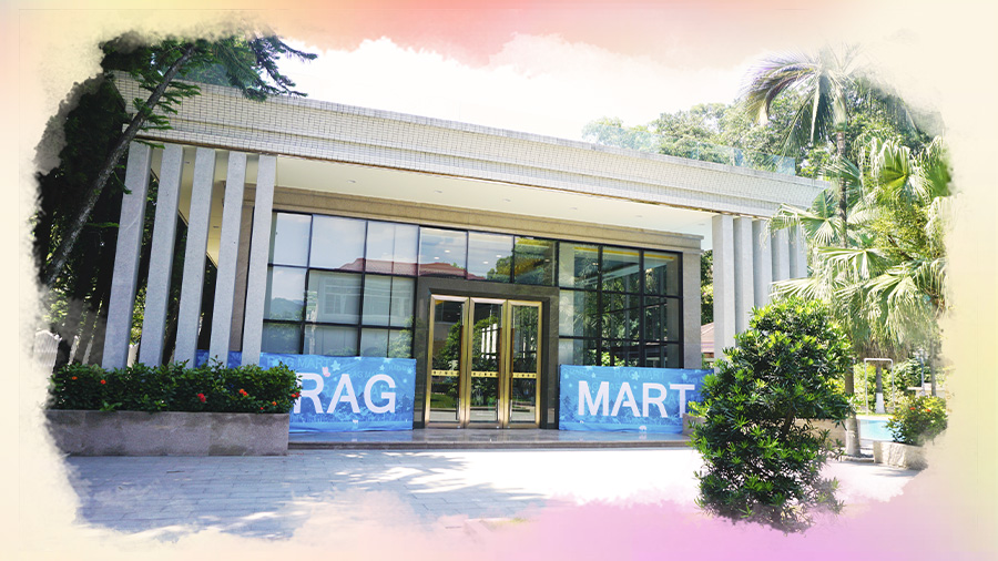 祝贺RAG MART 2019秋冬2020春季订货会圆满结束